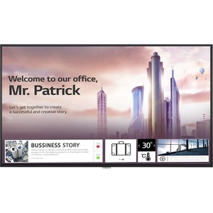 LG 55UH5F-H Digital Signage Display - 55inLCD - 8 GB - 3840 x 2160 - LED - 500 Nit - 2160
