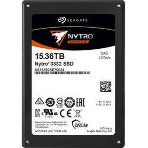 Seagate Nytro 3032 XS6400LE70094 6.40 TB Solid State Drive - 2.5inInternal - SAS (12Gb/s