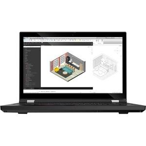 "Lenovo ThinkPad P15g Gen 1 20UR004PUS 15.6"" Touchscreen Notebook - 4K UHD - 3840 x 2160 - Intel Core i9 (10th Gen) i9-10"