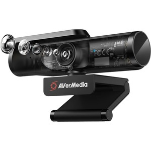 AVerMedia Live Streamer PW513 Webcam - 8 Megapixel - 60 fps - USB 3.0 - 3840 x 2160 Video