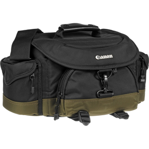 Canon 10EG Deluxe Gadget Bag - Top-loading - Nylon