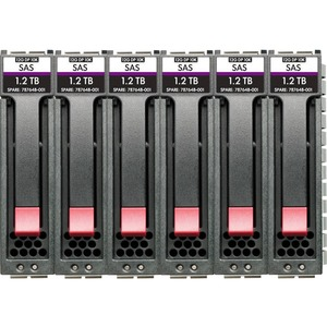 HPE 1.80 TB Hard Drive - 2.5inInternal - SAS (12Gb/s SAS) - Storage System Device Support