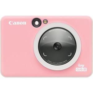 Canon IVY CLIQ 5 Megapixel Instant Digital Camera - Petal Pink - Autofocus
