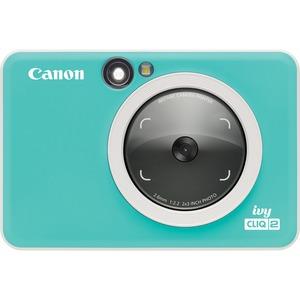 Canon IVY CLIQ 5 Megapixel Instant Digital Camera - Turquoise - Autofocus