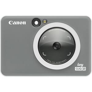Canon IVY CLIQ 5 Megapixel Instant Digital Camera - Charcoal - Autofocus