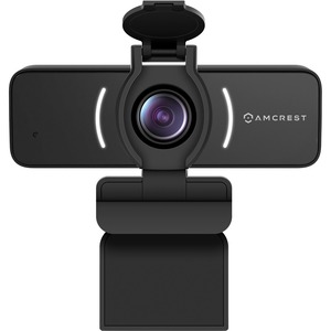 Amcrest AWC205 Webcam - 30 fps - Black - USB 2.0 - 1 Pack(s) - 1920 x 1080 Video - CMOS Se
