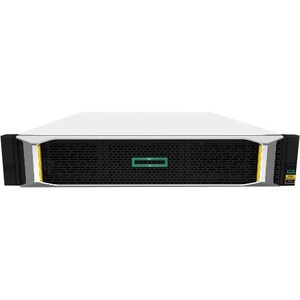 HPE MSA 2052 SAN Dual Controller SFF TAA-compliant Storage - 24 x HDD Supported - 960 TB S