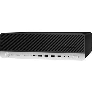 HP EliteDesk 800 G5 Desktop Computer - Intel Core i7 9th Gen i7-9700 Octa-core (8 Core) 3