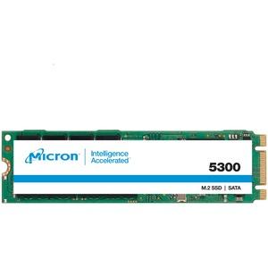 Micron 5300 240 GB Solid State Drive - M.2 2280 Internal - SATA (SATA/600) - Read Intensiv