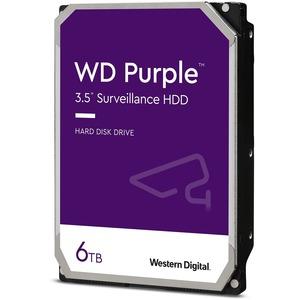 WD Purple WD62PURZ 6 TB Hard Drive - 3.5inInternal - SATA (SATA/600) - Write Intensive -
