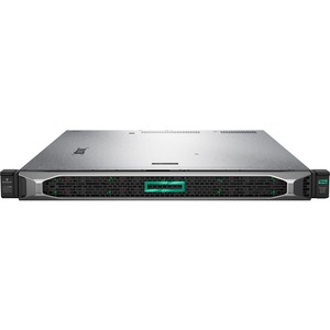 HPE ProLiant DL325 G10 Plus 1U Rack Server - 1 x AMD EPYC 7402 2.80 GHz - 128 GB RAM HDD -