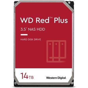 WD Red Plus WD140EFGX 14 TB Hard Drive - 3.5inInternal - SATA (SATA/600) - Storage System