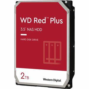 WD Red Plus WD20EFZX 2 TB Hard Drive - 3.5inInternal - SATA (SATA/600) - Storage System D