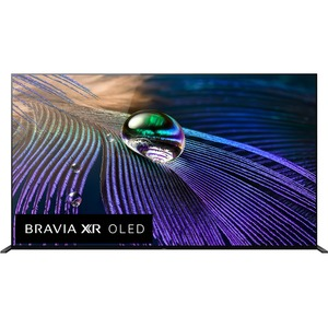 Sony BRAVIA XR A90J XR55A90J 54.6inSmart OLED TV - 4K UHDTV - Titanium Black - Google Ass