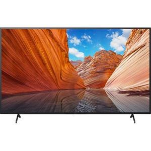Sony X80J KD55X80J 54.6inSmart LED-LCD TV - 4K UHDTV - Black - HDR10-HLG - LED Backlight