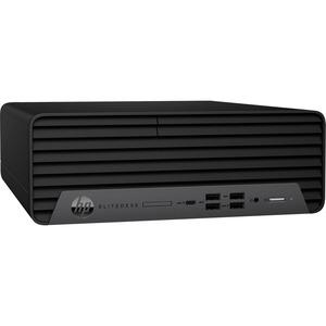 HP EliteDesk 805 G6 Desktop Computer - AMD Ryzen 7 PRO 4750G Octa-core (8 Core) - 16 GB RA