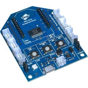 Digi Grove Connector Development Board - XBee-Through-hole Sockets