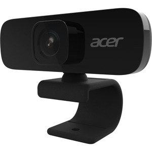 Acer ACR010 Webcam - 5 Megapixel - Black - USB 2.0 - CMOS Sensor - Auto-focus - Microphone