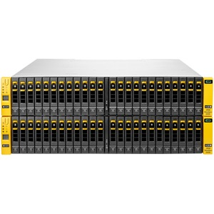 HPE 3PAR 8400 4-node Special Storage Base with All-inclusive Single-system Software - 4 No