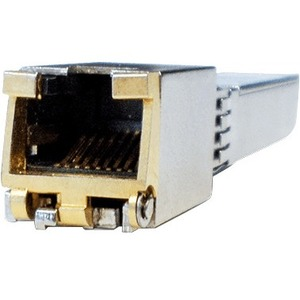 Allied Telesis SFP+ Module - For Data NetworkingTwisted Pair10 Gigabit Ethernet - TAA Comp