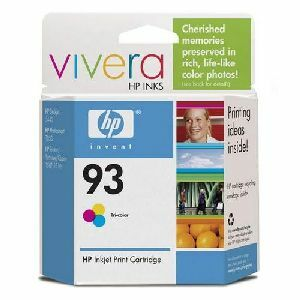 HP INC. - INK NO 93 TRICOLOR INKJET PRINT CARTRIDGE