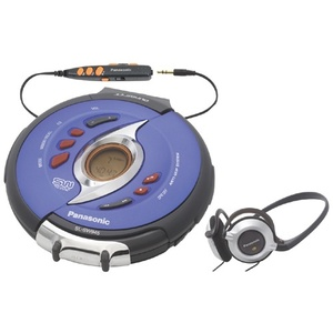 SHOCKWAVE CD Player