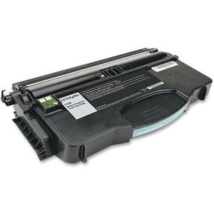 Lexmark Black Toner Cartridge For E120 and E120n Printers