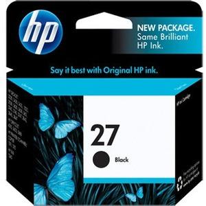 HP INC. - INK 27 BLACK INKJET CARTRIDGE NAM