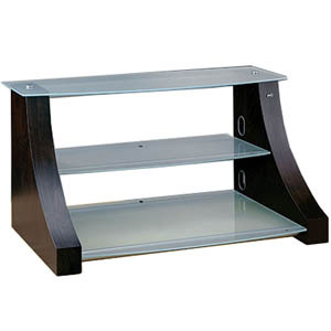 Flat Display PVSC-4240MW A/V Stand with Wenge Finish