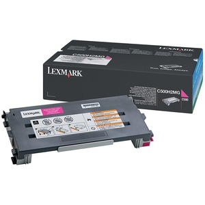 Lexmark Magenta High Yield Toner Cartridge