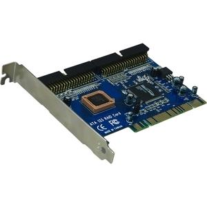 Belkin Ultra ATA/133 PCI Card - 2 x 40-pin IDC Ultra ATA/133 (ATA-7) Ultra ATA Internal