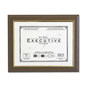 NuDell Insertable Executive Award Plaque - 13