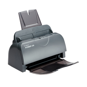 Visioneer Patriot 430 Color High Speed Sheetfed Scanner 600DPI Duplex USB