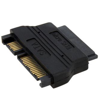 StarTech.com Micro SATA to SATA Adapter Cable with Power - 1 x Female Micro SATA - 1 x Female SATA