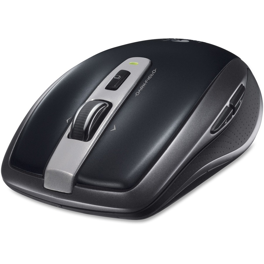 Logitech Anywhere Laser Wireless Mouse - Laser - Wireless