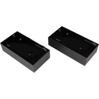 StarTech.com USB Dual VGA over Cat5 KVM Console Extender - 650 ft / 200m - 1 Computers