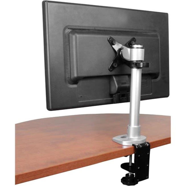 StarTech.com Monitor Mount - Desk Surface or Grommet Display Mount, with Adjustable Height and Cable Management - 30.5 cm 12inch to 76.2 cm 30inch Screen Support - 14