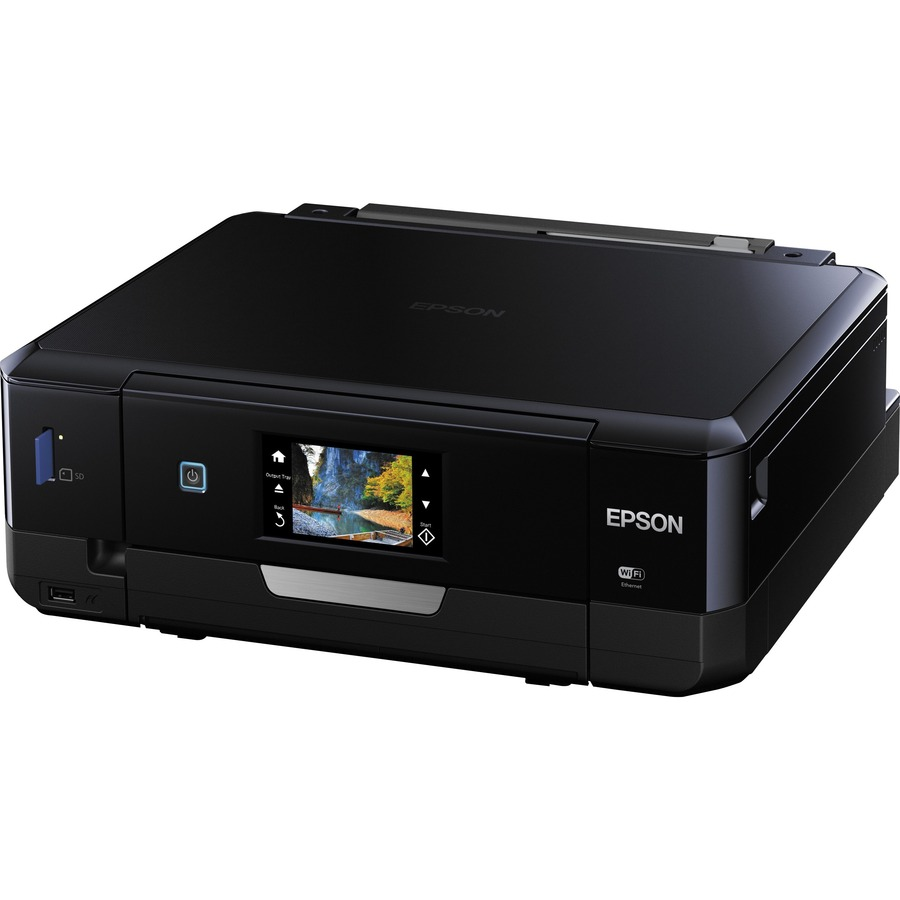 Epson Expression XP-760 Inkjet Multifunction Printer - Colour - Photo/Disc Print - Desktop