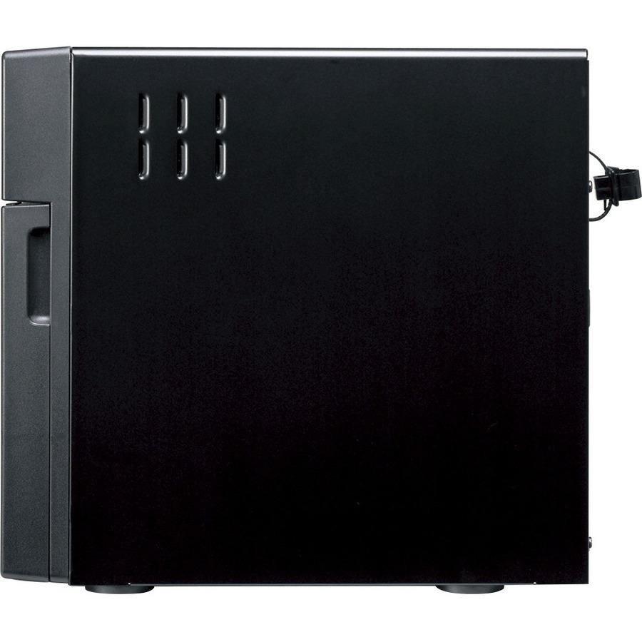BUFFALO TeraStation 5400 Windows Storage Server 4-Drive 8 TB Desktop NAS  for Small/Medium Business SMB (WS5400DN0804W2)