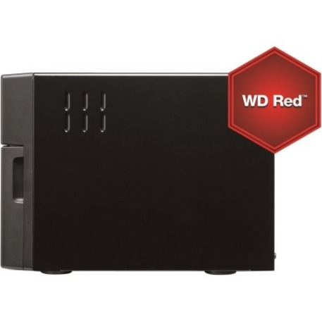Buffalo TeraStation TS5200DWR 2 x Total Bays NAS Server - 1 x Intel Atom D2550 Dual-core 2 Core 1.86 GHz - 6 TB HDD - 2 GB RAM DDR3 SDRAM - Serial ATA/300 - RAID S
