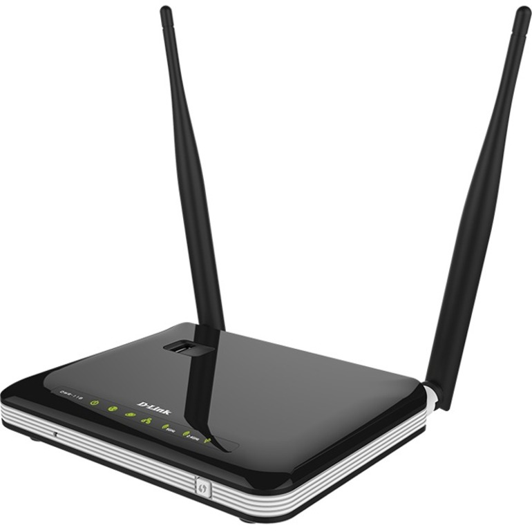D-Link IEEE 802.11ac  Wireless Router - 2.40 GHz ISM Band - 5 GHz UNII Band - 750 Mbit/s Wireless Speed