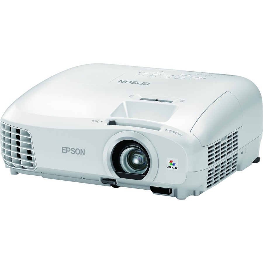 Epson EH-TW5210 3D LCD Projector - 1080p - HDTV - 16:9