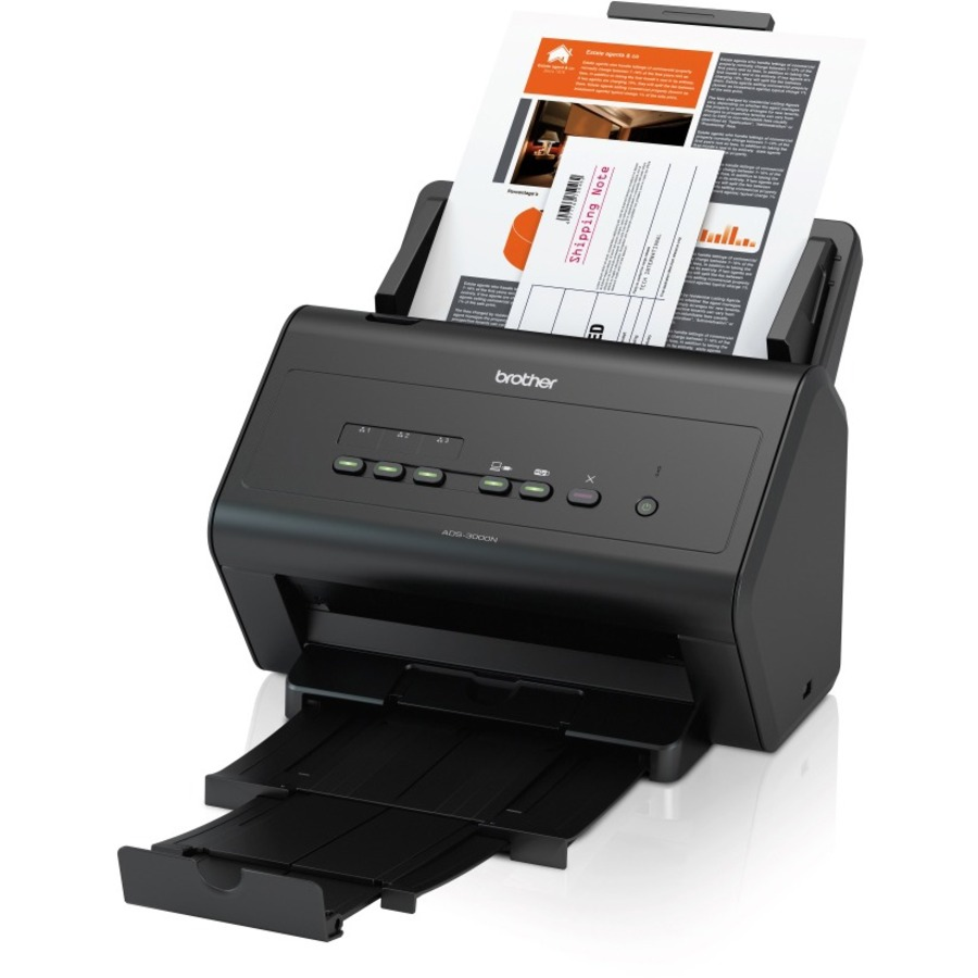 Brother ADS-3000N Sheetfed Scanner