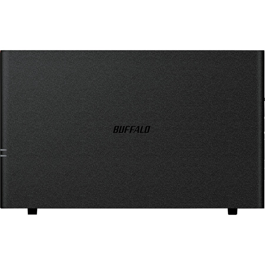 Buffalo LinkStation 2 x Total Bays NAS Storage System - Desktop - Realtek Dual-core 2 Core 1.10 GHz - 1 x HDD Installed - 3 TB Installed HDD Capacity - 256 MB RAM