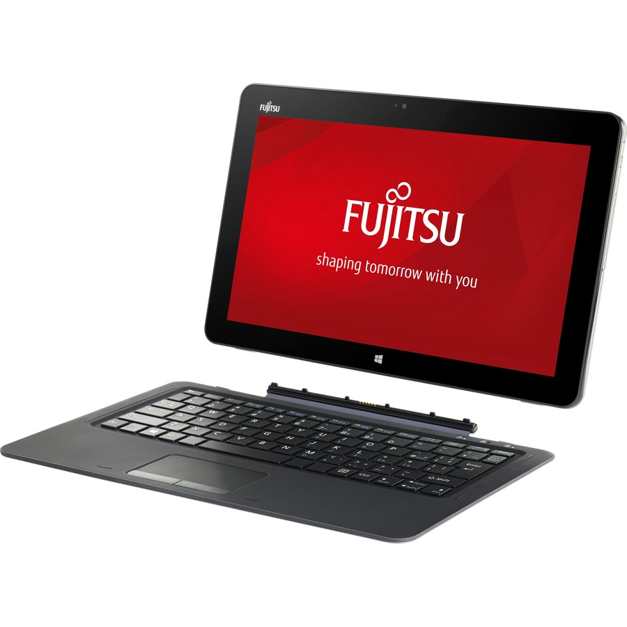 Fujitsu STYLISTIC R726 31.8 cm 12.5inch Touchscreen LCD 2 in 1 Notebook - Intel Core i3 6th Gen i3-6100U Dual-core 2 Core 2.30 GHz - 4 GB LPDDR3 - 128 GB SSD - Wi