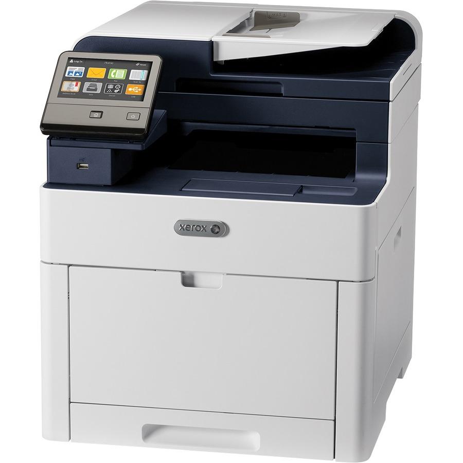 Xerox WorkCentre 6515V/DNI LED Multifunction Printer - Colour - Plain Paper  Print - Desktop - Copier/Fax/Printer/Scanner - 28 ppm Mono/28 ppm Color