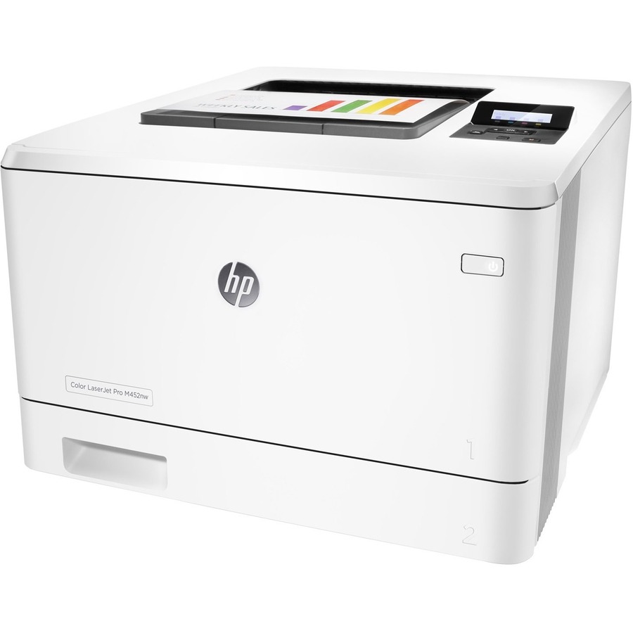 HP LaserJet Pro M452NW Laser Printer  Colour
