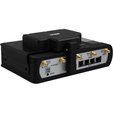 BEC Technologies MX-1000 IEEE 802 11n 2 SIM Cellular, Ethernet  Modem/Wireless Router