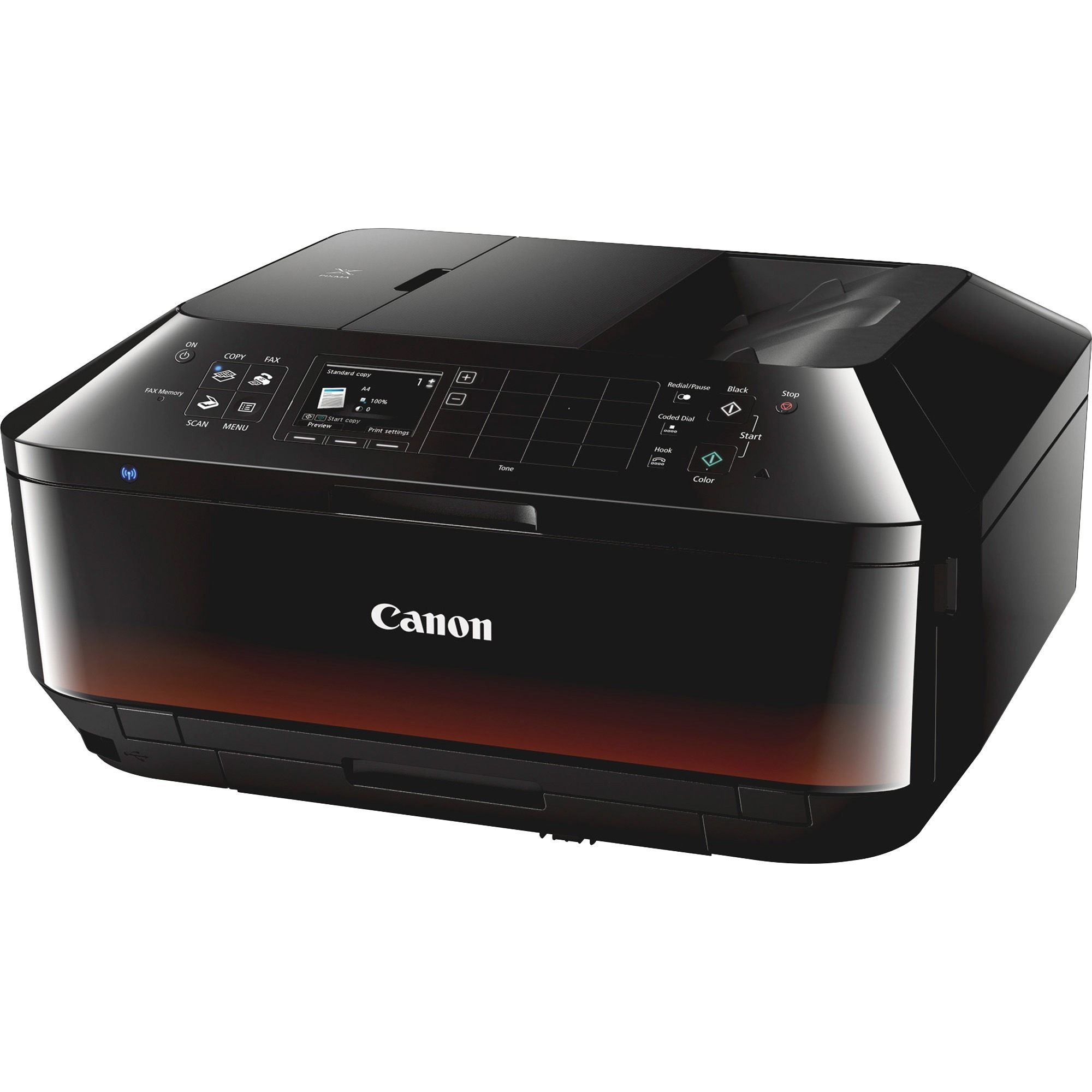 CNMMX922 Canon PIXMA MX922 Inkjet Multifunction Printer ...