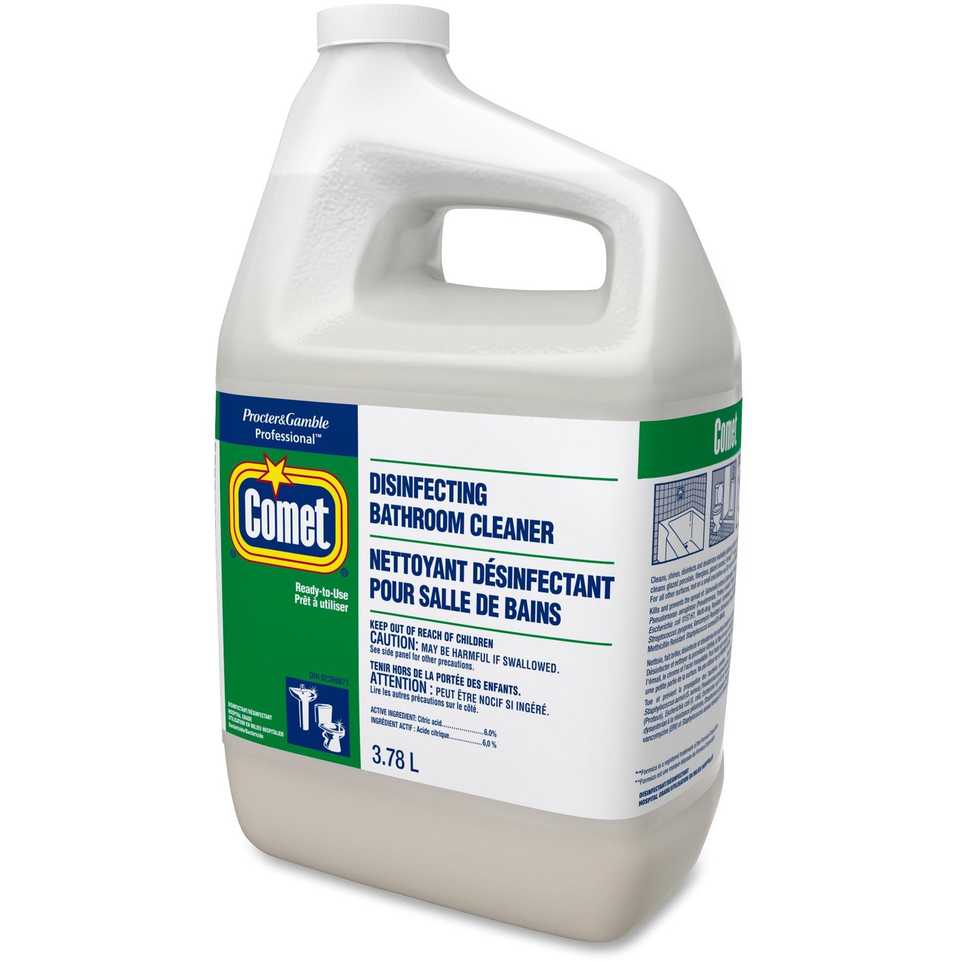 Comet Bathroom Cleaner Refill 127 8 Fl Oz 4 Quart 1 Each